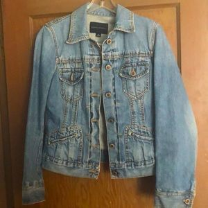 Banana Republic Jean jacket med blue denim sz M